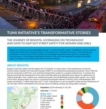 TUMI Initiative's Transformative Stories – Bogotá