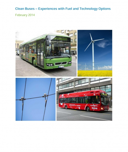 Clean Fleets Buses report
