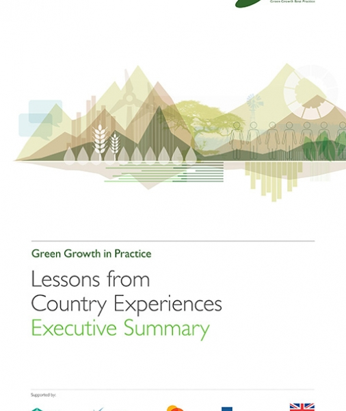 Green Growth in Practice Lessons from Country Experiences (Executive Summary)
