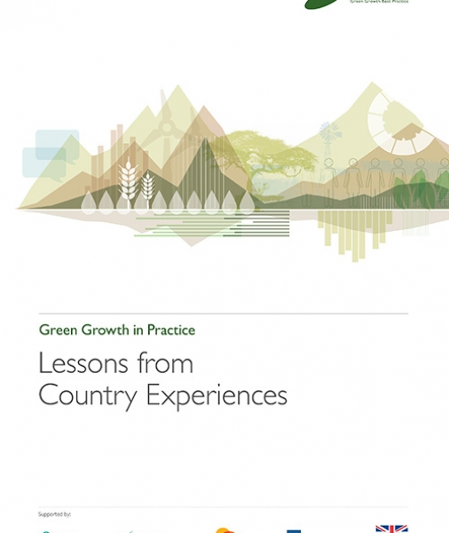 Green Growth in Practice Lessons from Country Experiences