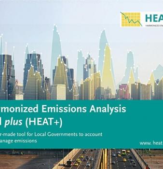 HEAT+ Harmonized Emissions Analysis Tool plus Brochure