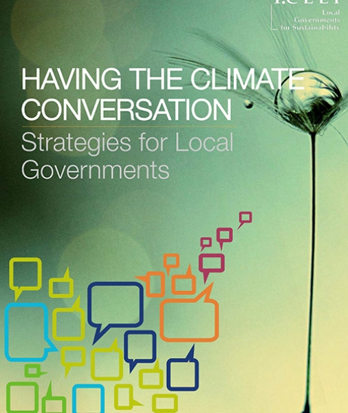 Having the Climate Conversation: Strategies for Local Governments