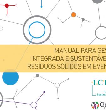 Manual para Gestão Integrada e Sustentável de Resíduos Sólidos em Eventos