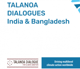 Cities and Regions Talanoa Dialogues — India & Bangladesh