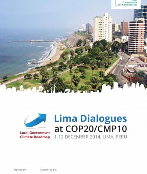 Lima Dialogues at COP20