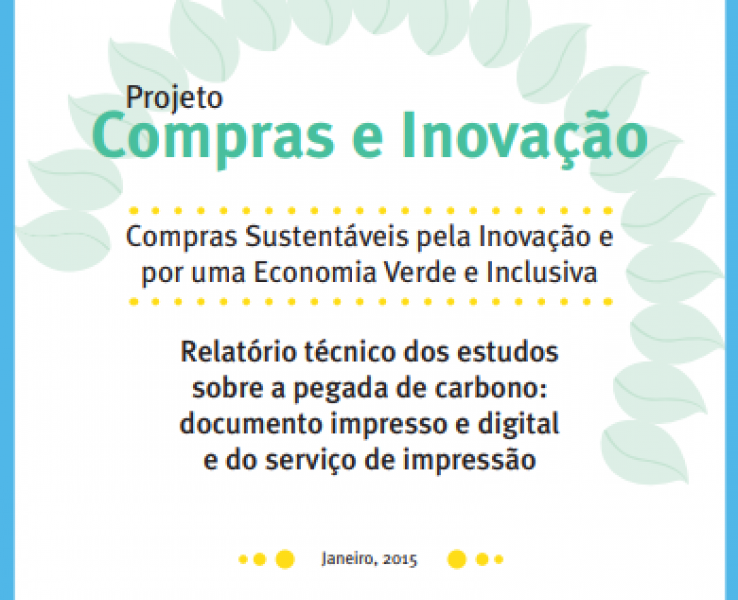 Relatório De Apoio a Implementação Do Plano De Gestão De Logística Sustentável