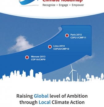 Raising Global level of Ambition through Local Climate Action