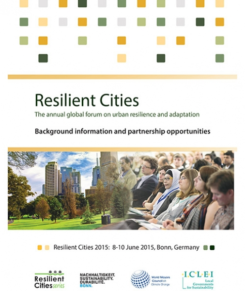 Resilient Cities Congress Series Profile Brochure