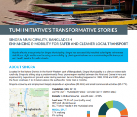 TUMI Initiative's transformative stories – Singra