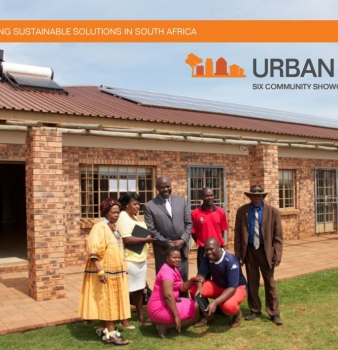 Urban-LEDS in South Africa: Six Community Showcase Initiatives