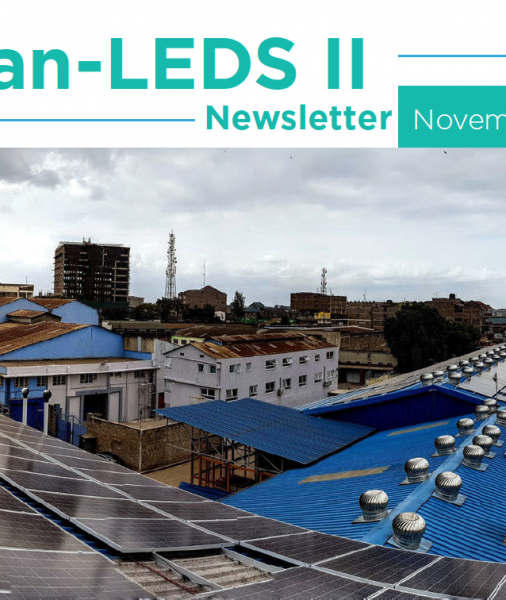 Urban-LEDS II Newsletter November 2018