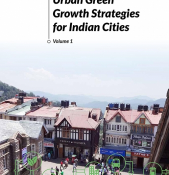Urban Green Growth Strategies for Indian Cities – Volume 1