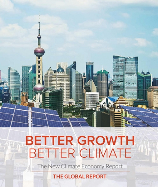BETTER GROWTH, BETTER CLIMATE The New Climate Economy Report THE GLOBAL REPORT