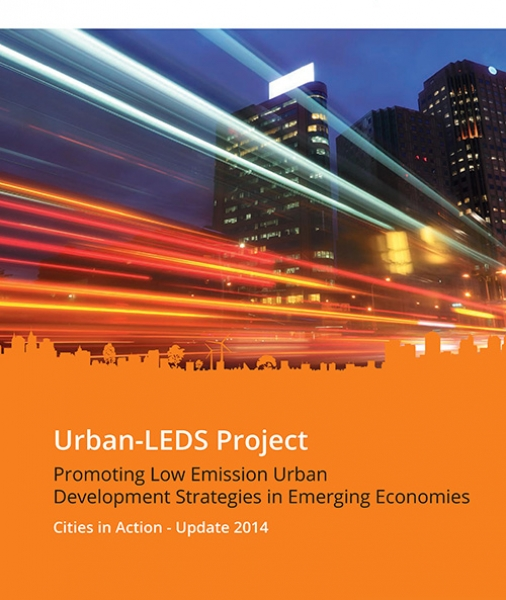 Urban-LEDS: Cities in Action – Update 2014