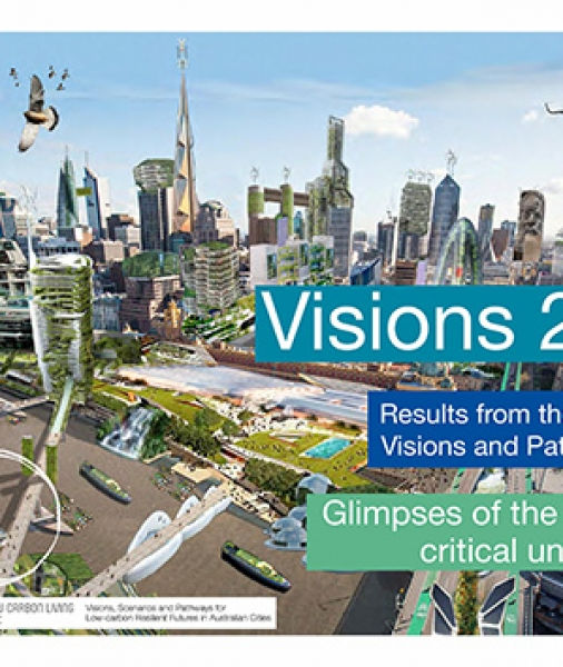 Visions 2040 Results from the first year of Visions and Pathways 2040: Glimpses of the future and critical uncertainties – ICLEI Oceania