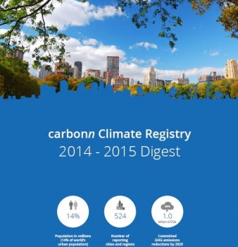 carbonn Climate Registry 2014-2015 Digest Report