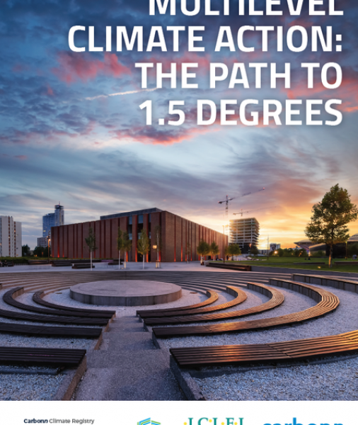 Multilevel climate action: The path to 1.5 degrees