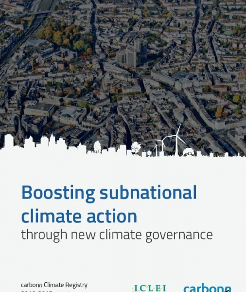 Boosting subnational climate action through new climate governance