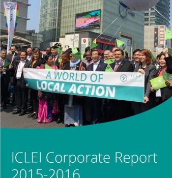 ICLEI Corporate Report 2015-2016
